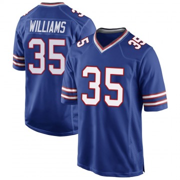 Youth Antonio Williams Buffalo Bills Game Royal Blue Team Color Jersey