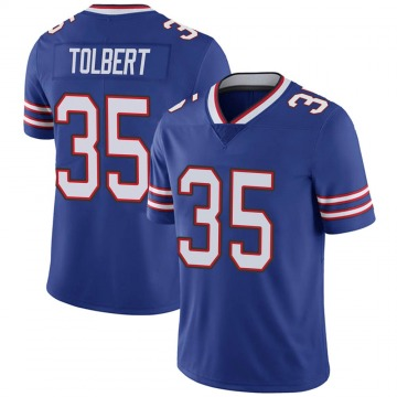 Youth Mike Tolbert Buffalo Bills Limited Royal Team Color Vapor Untouchable Jersey